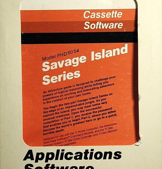Savage Island Series