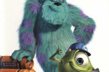 Disney/Pixar's Monsters Inc.