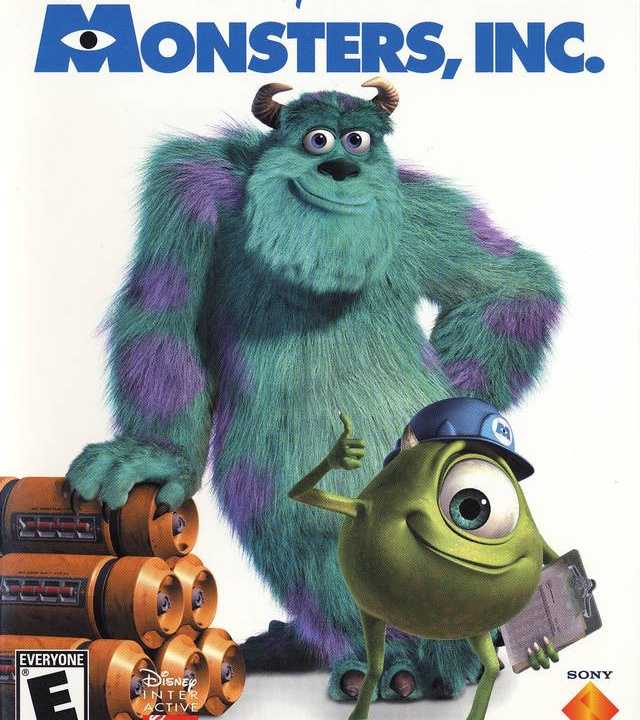 Disney/Pixar's Monsters Inc.