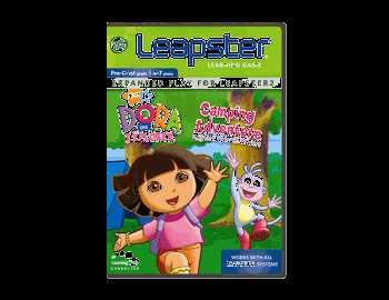 Dora's Camping Adventure