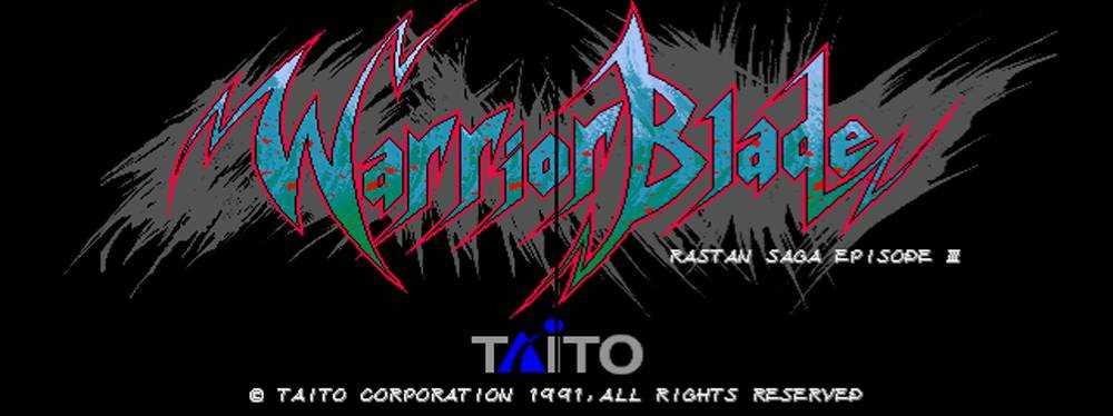Warrior Blade: Rastan Saga Episode III