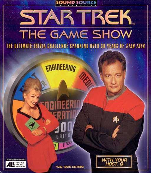 Star Trek: The Game Show
