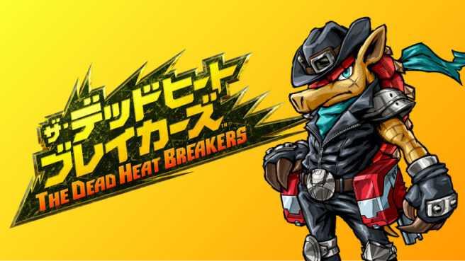 Dillon's Rolling Western: The Dead Heat Breakers