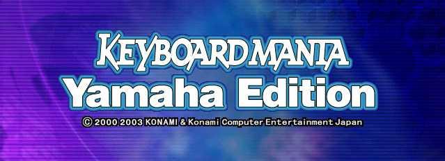 Keyboardmania: Yamaha Edition