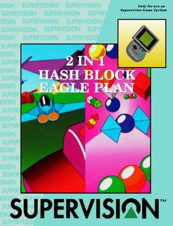 2 in 1: Hash Block & Eagle Plan