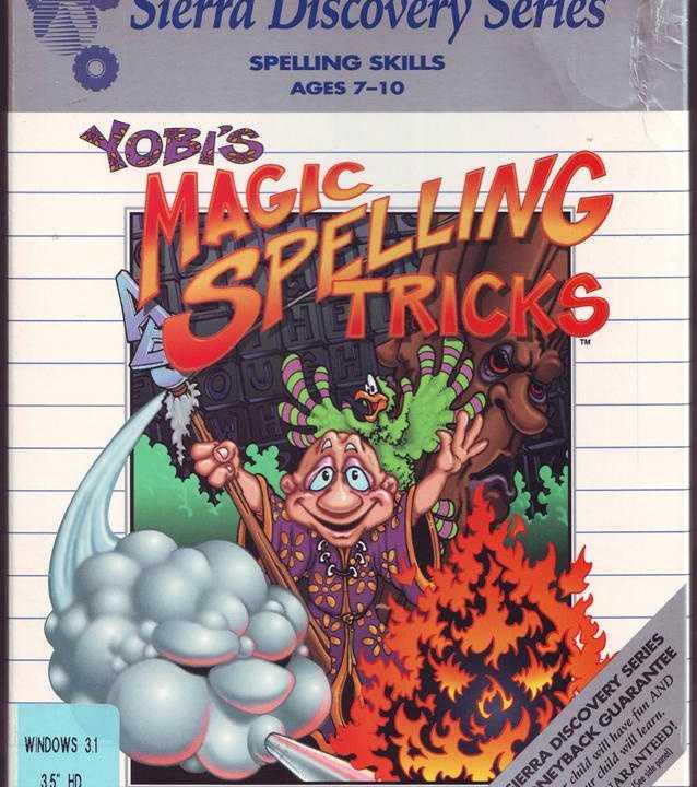 Yobi's Magic Spelling Tricks