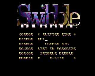 Swibble Dibble