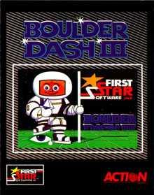 Boulder Dash Episode III: Final Blast