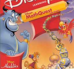 Disney's Math Quest with Aladdin
