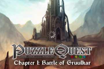Puzzle Quest Chapter 1: Battle of Gruulkar