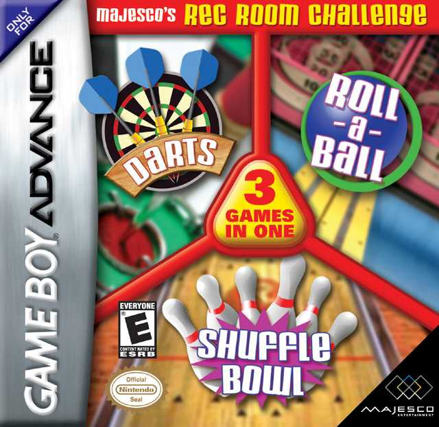 Rec Room Challenge