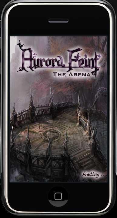 Aurora Feint II: The Arena