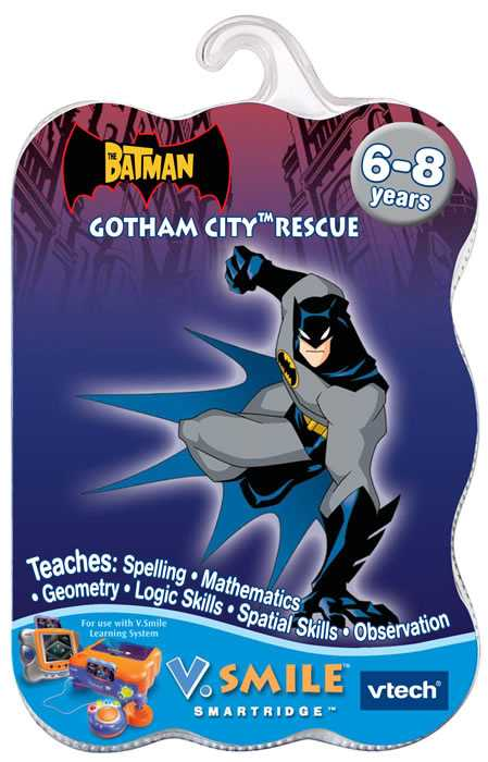 The Batman: Gotham City Rescue