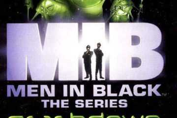 Men in Black: Crashdown