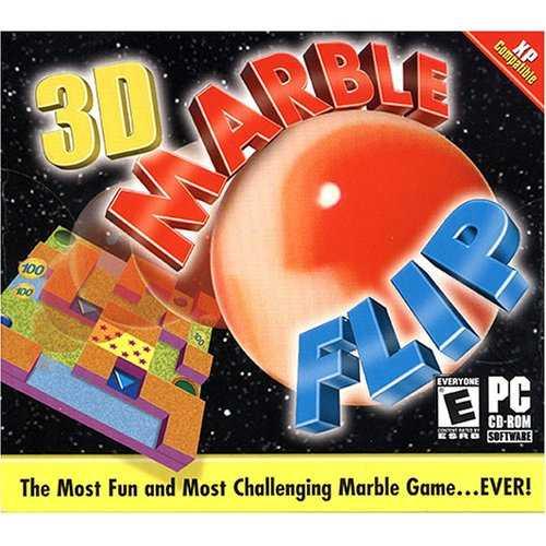3D Marble Flip