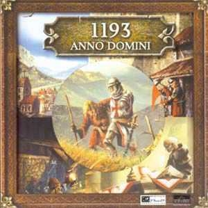 1193 Anno Domini - Merchants and Crusaders
