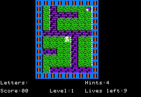 Lethal Labyrinth