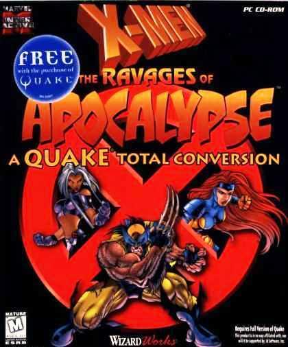 X-Men: The Ravages of Apocalypse