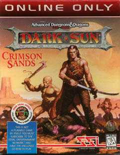AD&D Dark Sun Online: Crimson Sands