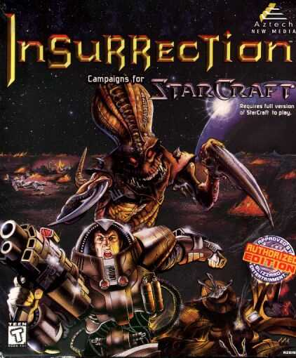 Insurrection: Campaigns for StarCraft