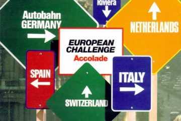 Test Drive II Scenery Disk: European Challenge