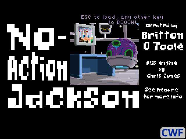No Action Jackson