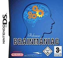 Professor Brainmaniac