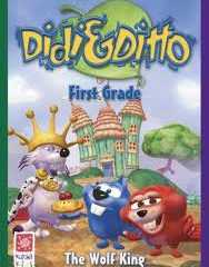 Didi & Ditto: First Grade - The Wolf King