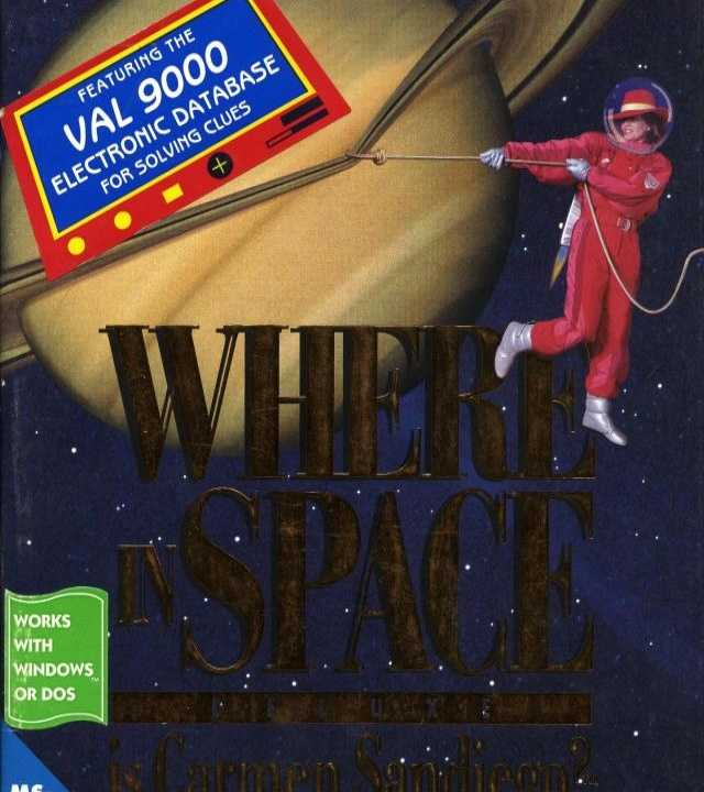 Where in Space is Carmen Sandiego? (Deluxe Edition)