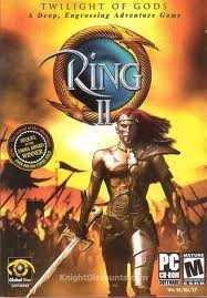 Ring II: Twilight of the Gods