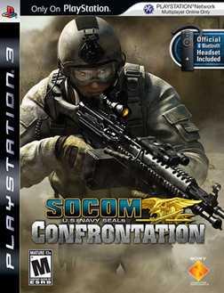 SOCOM: U.S. Navy SEALs Confrontation