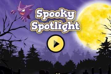 Spooky Spotlight
