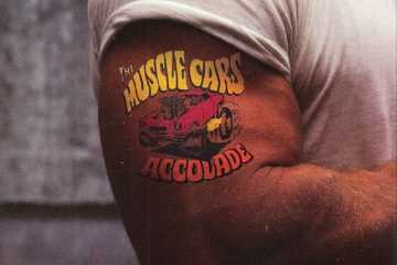 Test Drive II Car Disk: The Muscle Cars