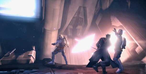 Star Wars: Battle of the Sith Lords