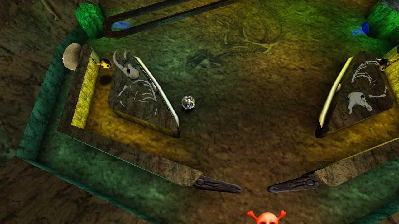 Adventure Pinball: Forgotten Island Reviews, News, Descriptions
