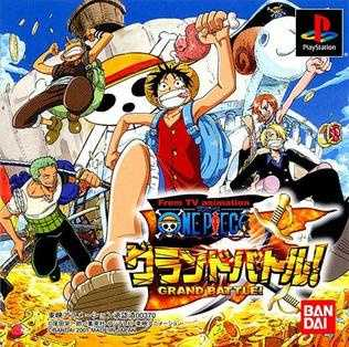From TV Animation - One Piece: Grand Battle!
