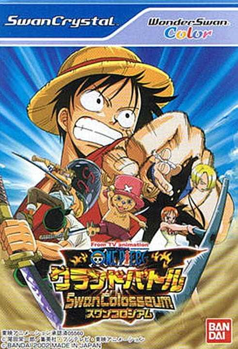 From TV Animation - One Piece: Grand Battle Swan Colosseum