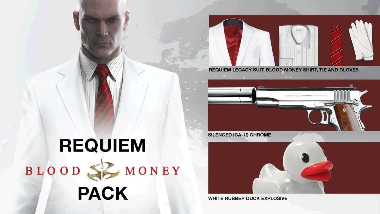 HITMAN - Blood Money Requiem Pack