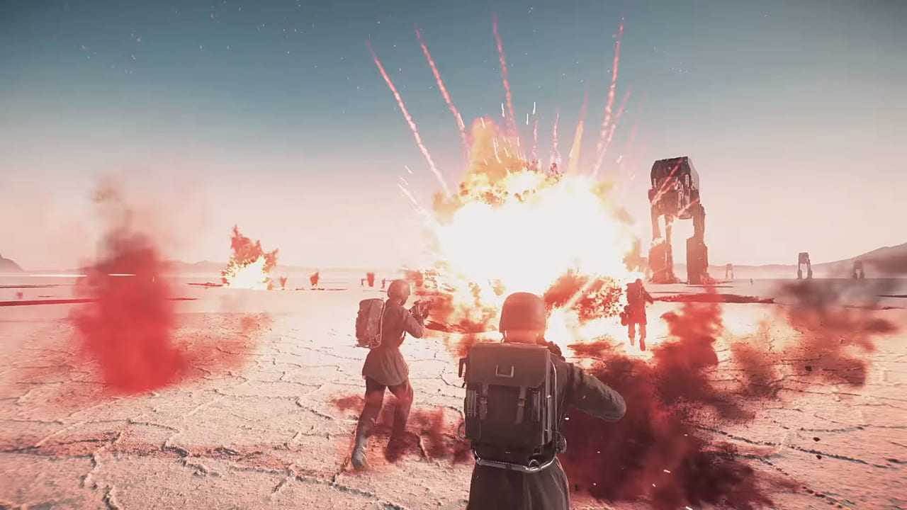 Star Wars Battlefront II - The Last Jedi Season