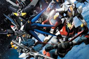 Super Robot Wars Scramble Commander the 2nd