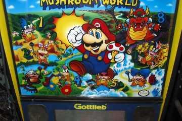 Super Mario Bros. Mushroom World