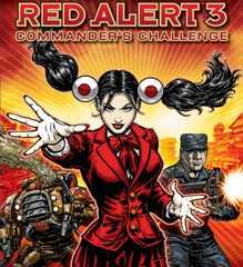 Command & Conquer Red Alert 3: Commander's Challenge