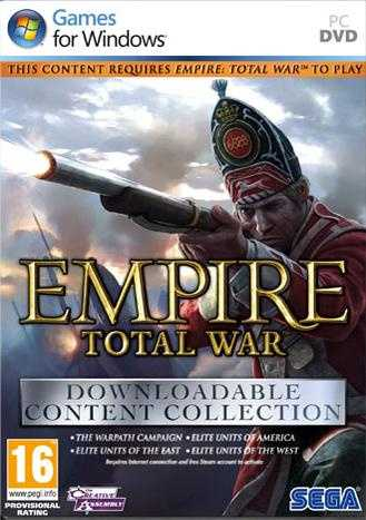 Empire: Total War - Downloadable Content Collection