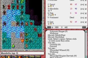 Exile II: Crystal Souls