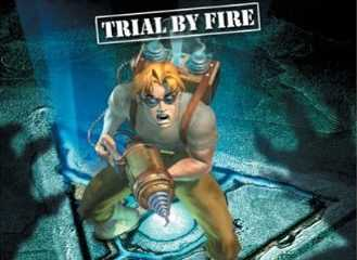Disneys' Atlantis: The Lost Empire - Trial by Fire