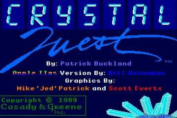 Crystal Quest