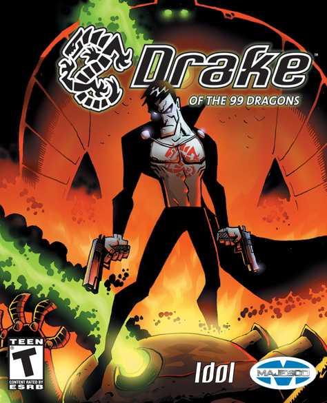 duplicate - Drake of the 99 Dragons