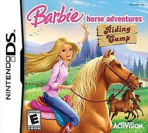 Barbie Horse Adventures: Summer Camp