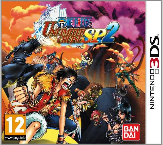 One Piece: Unlimited Cruise SP2