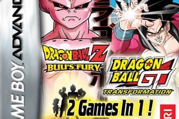 DragonBall Z: Buu's Fury/Dragon Ball GT: Transformation